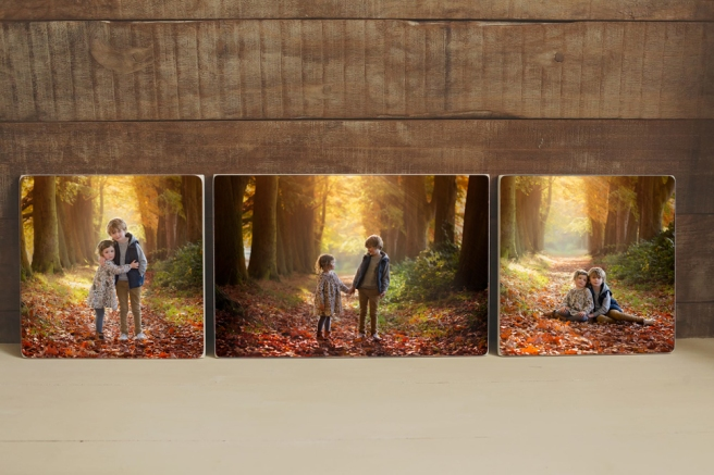 Photoblock Set of 3 Blocks